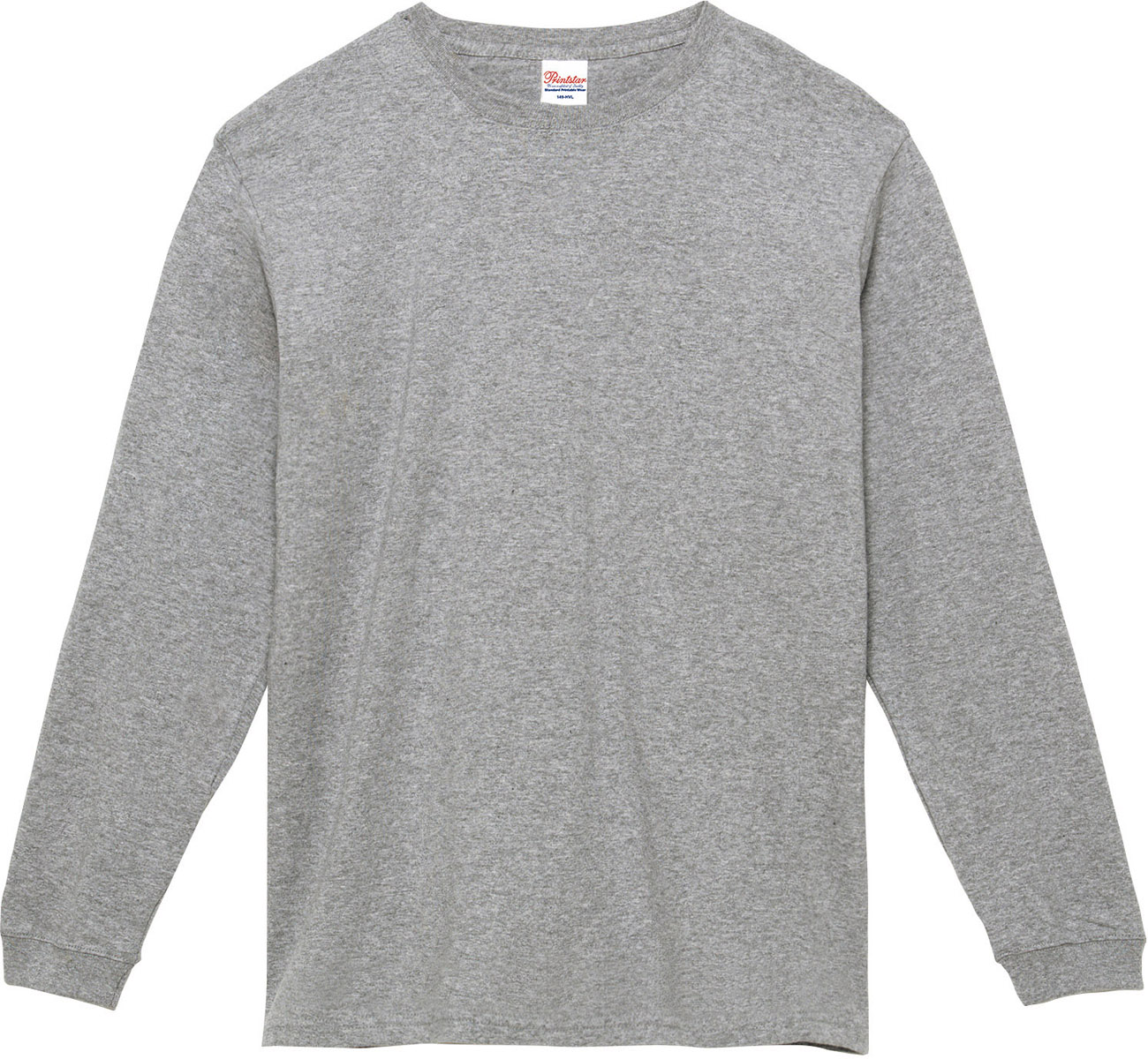 7.4オンス スーパーヘビー長袖Tシャツ