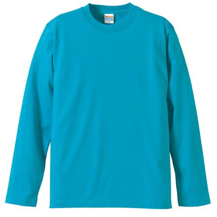 5.6oz ロングスリーブTシャツ <アダルト>
