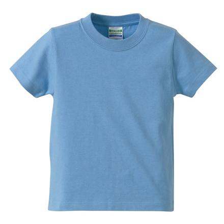 5001-02/5.6oz ハイクオリティーTシャツ(キッズ)