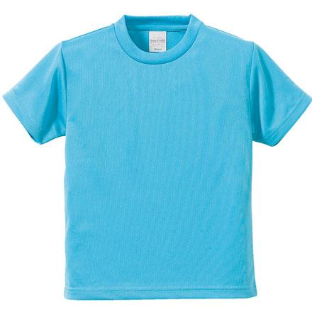 5900-02/4.1oz ドライアスレチックTシャツ(キッズ)